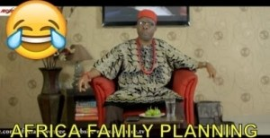 Short Comedy Clip -  Africa Family Planning